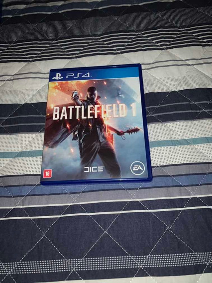 Jogo Ps4 Battlefield 1