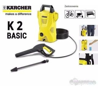 Hidrolavadora K 2 Basic Karcher 1400 W