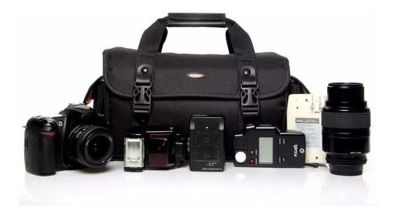 Bolsa Code Iii P/ Câmera Sony Alpha A100 A6000 A6300