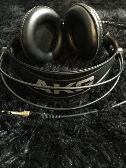 Headphone Estúdio Akg K240 Mkii Mk2