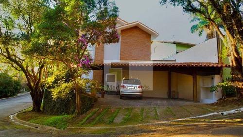 Imagem 1 de 22 de Sobrado Com 4 Dormitórios À Venda, 200 M² Por R$ 1.450.000 - San Diego Park - Cotia/sp - So0176