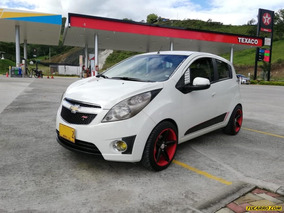 Chevrolet Spark Gt Full Equipo Aire