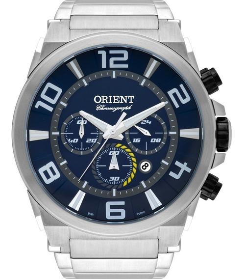 Relógio Masculino Orient Original Garantia Nota Mbssc157d2sx