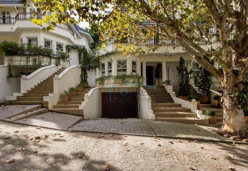 Casa Com 2 Dormitórios À Venda, 496 M² Por R$ 3.000.000,00 - Jardim Panorama - São Paulo/sp - Ca0591