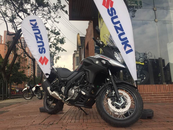 Suzuki Vstrom Dl 650 Xt 2020- Financiacion