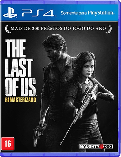 The Last Of Us - Ps4 Midia Fisica