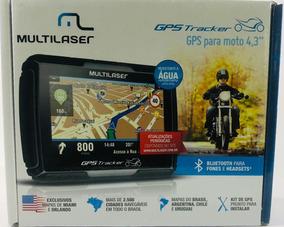 Gps Moto 4.3 Polegadas A Prova D