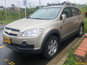 Chevrolet Captiva Ltz At 3200cc Aa