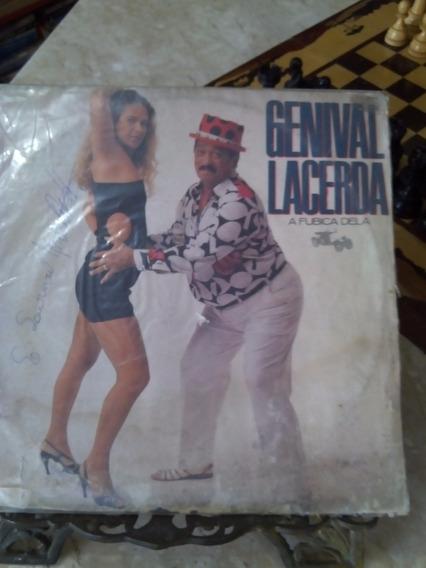 Lp - Genival Lacerda A Fubica Dela - 1987