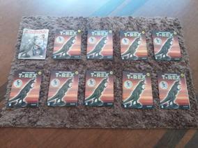 Coleção Completa Salvat T-rex