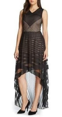 Vestido De Moda Frank Lyman Color Negro