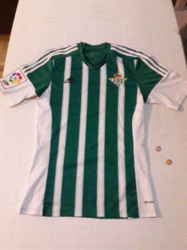 Simplemente desbordando columpio sutil  Camiseta Real Betis España adidas 2015 | Mercado Libre