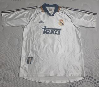 Camiseta Real Madrid 2000 España