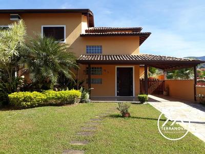 Casa Com 3 Dormitório(s) Localizado(a) No Bairro Boracéia Em Bertioga / Bertioga - Ca0113