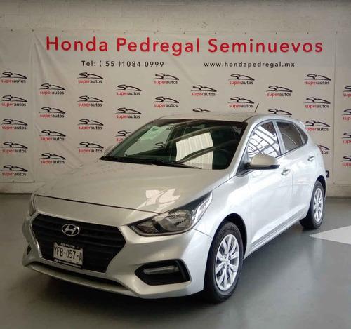 Imagen 1 de 11 de Hyundai Accent 2020 4p Gl L4/1.6 Aut
