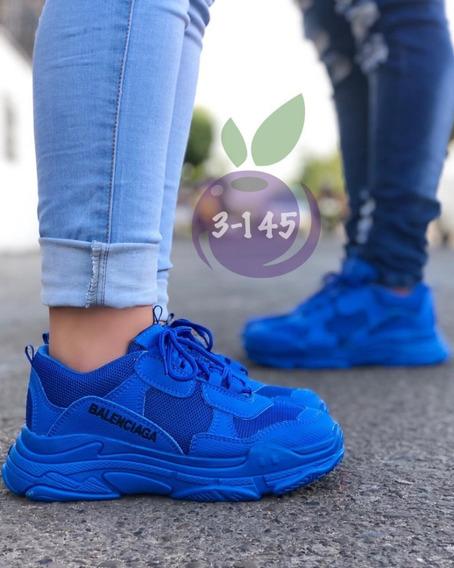 Tenis Zapatos Deportivos Balenciaga Hombre Y Mujer