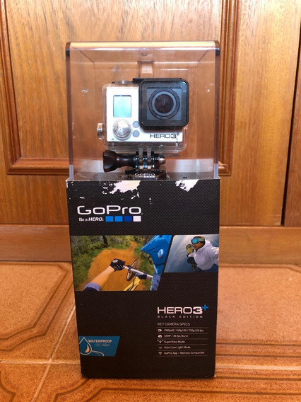 Gopro 3+ Black Edition Completa