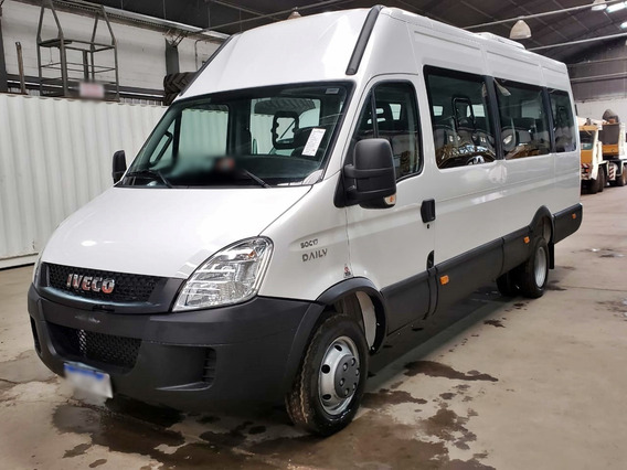 Minibus Iveco Daily 50c17 2018 Transporte Pasajeros