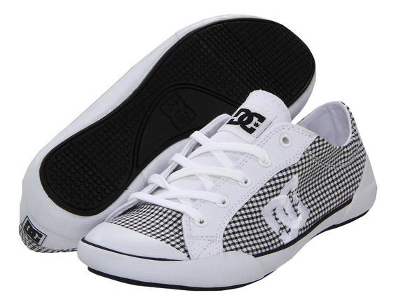 Zapatillas Dc Skate Originales Talle 37.5 Importadas Nuevas!