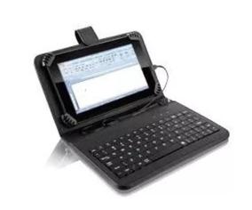 Capa Teclado Tablet De 8 Polegadas Tablet Usb V8 Multilaser
