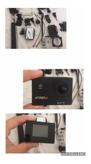 Câmera Átrio Com Todos Complementos