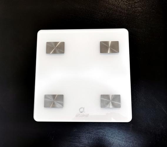 Báscula Digital Smart Medidor De Grasa Corporal Tipo Fitbit