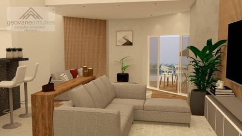 Imagem 1 de 5 de Casa Com 3 Dormitórios À Venda, 430 M² Por R$ 1.800.000,00 - Parque São Bento - Limeira/sp - Ca0293