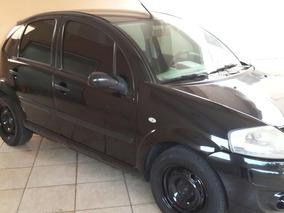 Citroën C3 1.6 16v Glx Flex Aut. 5p 2009