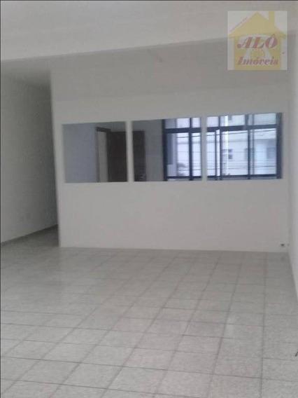 Sala Para Alugar, 70 M² Por R$ 1.300,00/mês - Vila Guilhermina - Praia Grande/sp - Sa0008