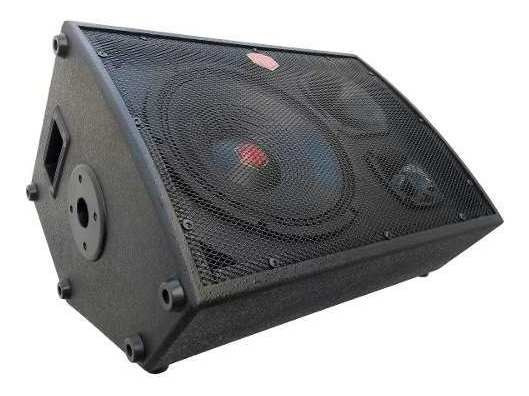 Caixa Som Monitor Palco Profis. 3 Vias 15 P 500 W. Rms Total