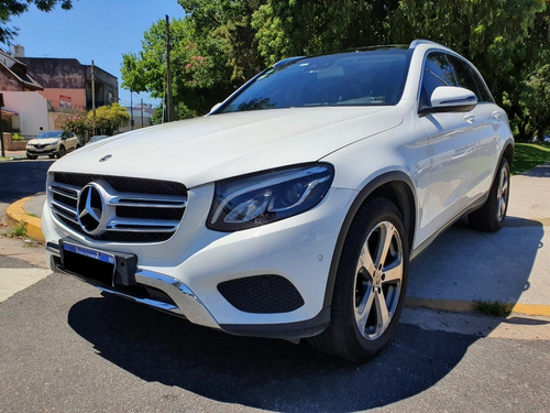 Mercedes Benz Glc 300 Año 2018 Color Blanco As Automobili