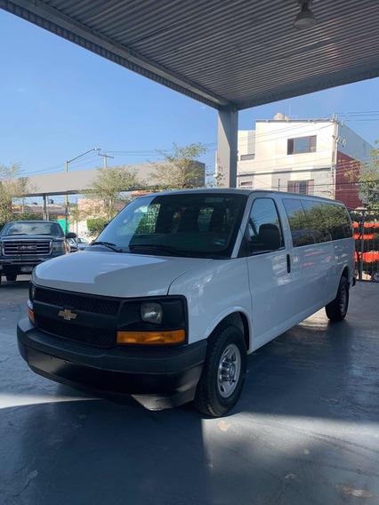 Chevrolet Express 6.0ls C 15 Pas At 2017