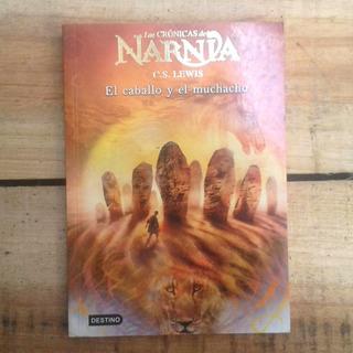Libros Las Crónicas De - Narnia C.s. Lewis
