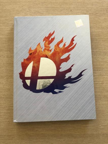 Guia Oficial - Super Smash Bros Wiiu/3ds (inglês)