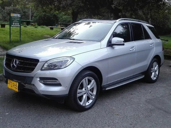 Mercedes Benz Clase Ml 350 2014