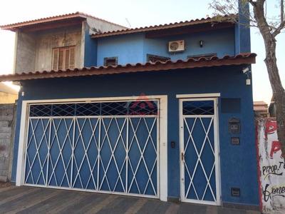 Sobrado Residencial À Venda, Jardim Dos Ipês, Suzano. - So0236