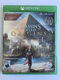 Assasins Creed- Origins Para Xbox One