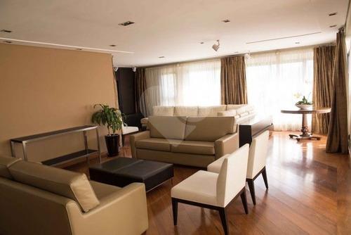 Apartamento Á Venda Na Vila Clementino, 274m² - 345-im77492