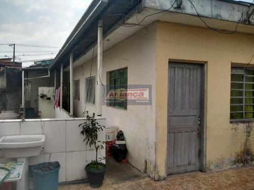 Oportunidade- 02 Casas Para Renda- Travessa Avenida Cajuru - Cód. Ca2329 - Ai14568