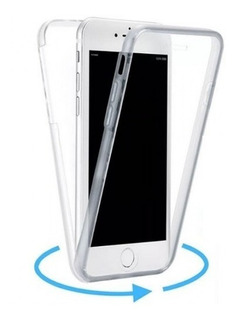 Capa Capinha Case Transparente 360 Para iPhone Xs Max
