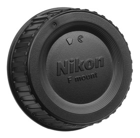Tampa De Fundo, Traseira De Objetiva, Lente Nikon Lf-4