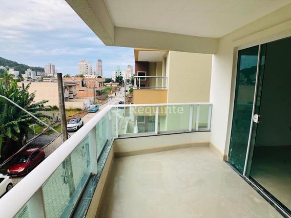 Apartamento Alto Padrão Com 2 Suítes Em Itapema - 944