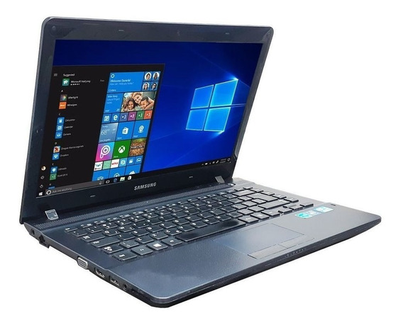 Notebook Samsung 270e Intel Core I3 8gb Ssd 120 Hdmi Wifi