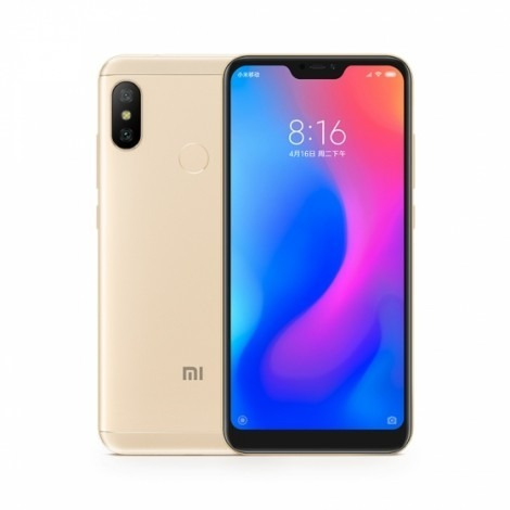 Xiaomi Mi A2 Lite 4gb Ram 64 Gb 4g- Geotronix Tienda Fisica