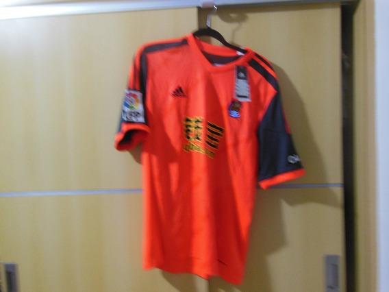 Camisa Da Real Sociedad Oficial Da Loja Em San Sebastian