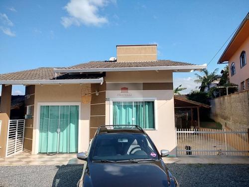 Casa No Jarivatuba Com 4 Quartos Para Venda, 223 M² - Ft1387