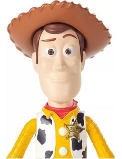 Juguetes De Toy Story 4 Sheriff Woody 18cm
