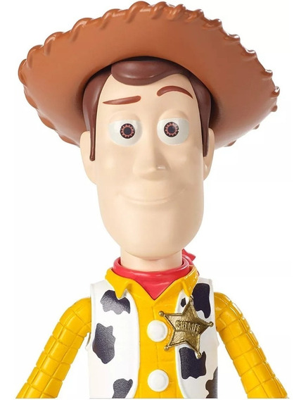 Juguetes De Toy Story 4 Sheriff Woody 18cm