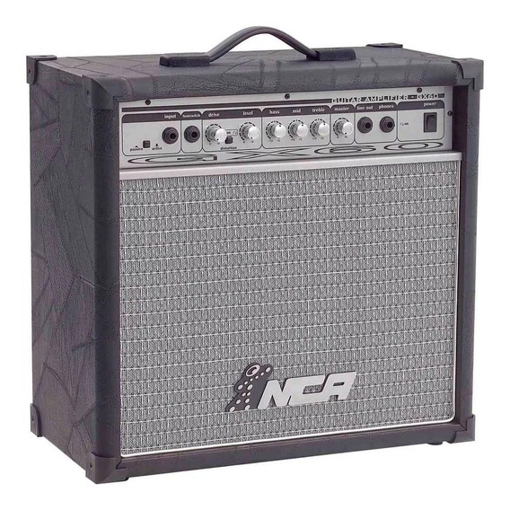 Amplificador Guitarra C/ Drive 60 Watts - Gx 60 Nca