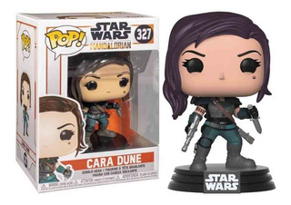 Funko Pop Star Wars The Mandalorian Cara Dune 327